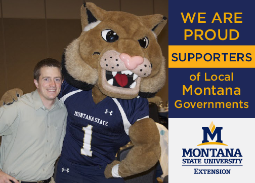 We are proud supporters of Local Montana Governments