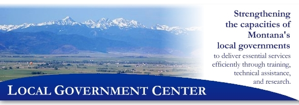 Local Government Center Banner