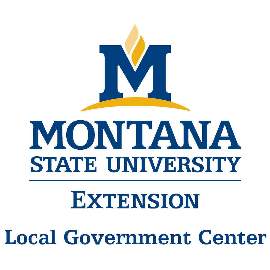 Montana State University Extension Local Government Center
